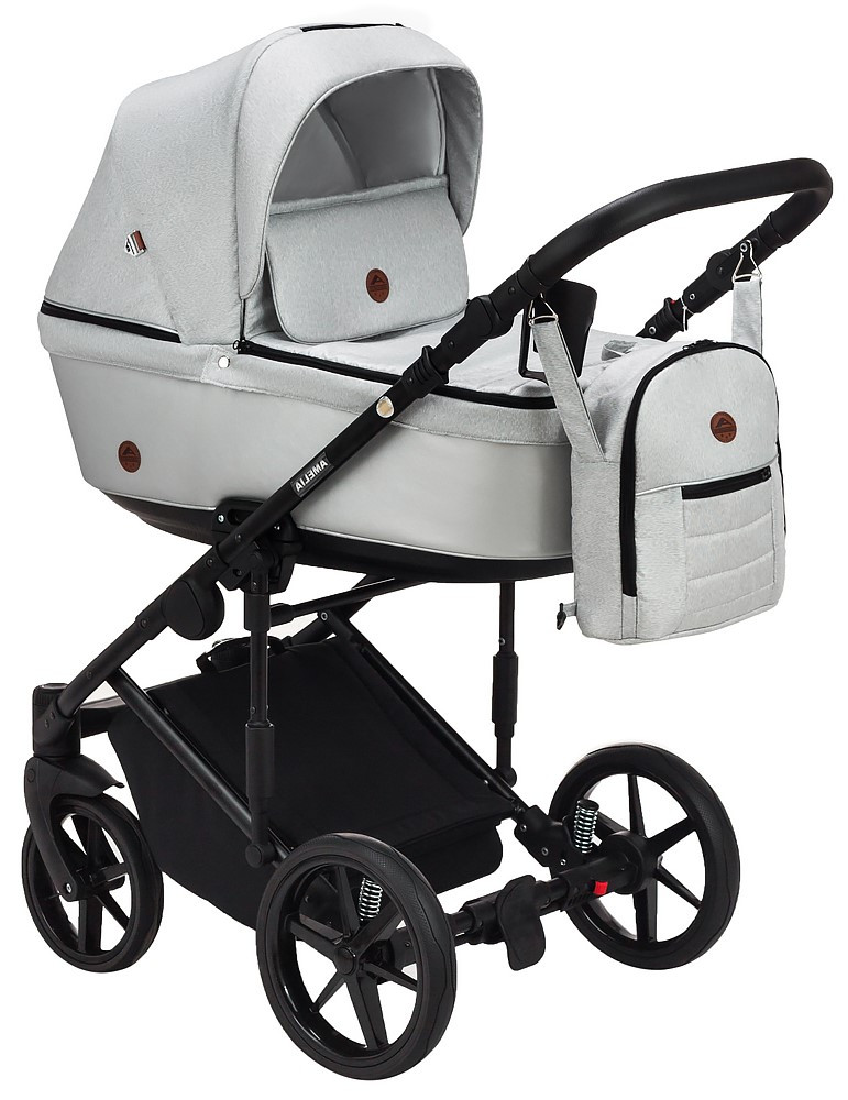 Дитяча універсальна коляска 2 в 1 Adamex Amelia Lux AM268