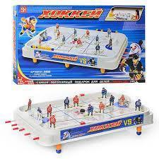 Детский настольный хоккей 8888 на штангах