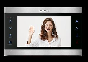 Відеодомофон Slinex SL-10IPT Silver + Black