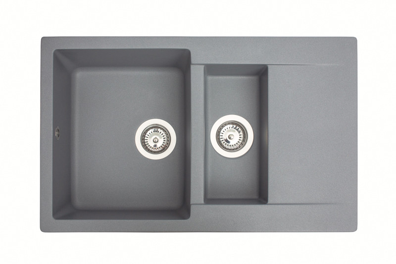 Кухонная мойка Fancy Marble LaPas gray