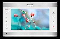 Видеодомофон Slinex SL-10 IPT Silver White
