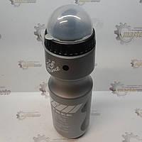 Фляга пластиковая с защитной крышкой, 550 мл