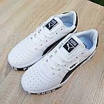 Чоловічі кросівки Puma Cali (біло-чорні) 10208, фото 8