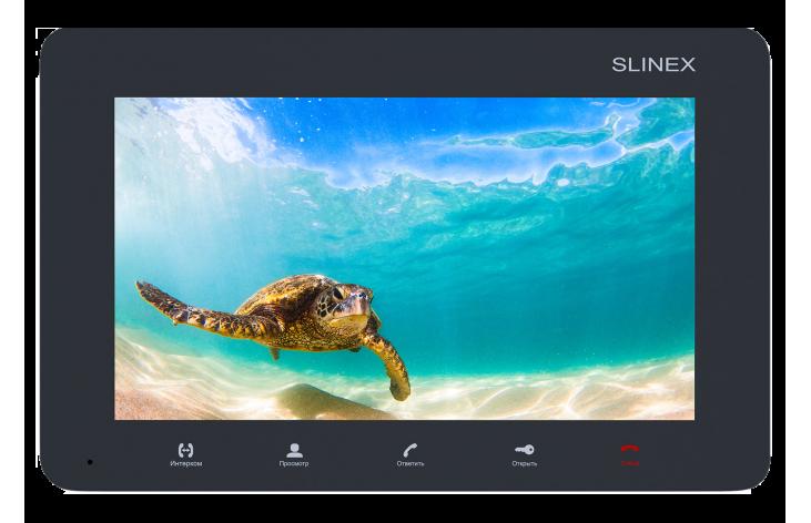 Видеодомофон Slinex SM-07M (графит)