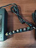 Универсальное зарядное для ноутбука 120w сетевой адаптер блок питания 8 разъемов, фото 5