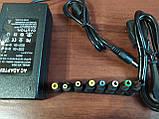 Универсальное зарядное для ноутбука 120w сетевой адаптер блок питания 8 разъемов, фото 10