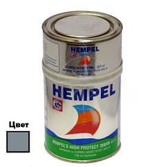 Грунт высокопрочный High Protect, серый (Gray), 750 мл, Hempel.