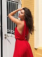 Женское красивое платье (2 цвета)