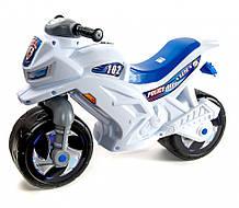 Мотоцикл каталка Orion Полицейский 501W Белый 501WR, КОД: 129973
