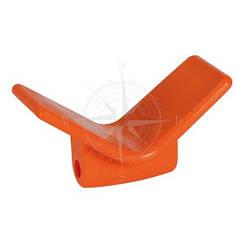 Опора для форштевня, полиуретан, оранжевый, Osculati.