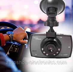 Автомобильный видеорегистратор (2.7 TFT/ Full HD - 1920x1080/ 170°/ G-Sensor)
