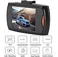 Автомобильный видеорегистратор (2.7 TFT/ Full HD - 1920x1080/ 170°/ G-Sensor), фото 4