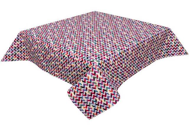 Стильная дизайнерская скатерть гобеленовая высокое качество гобеленова 137х260, фото 2