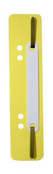 Сшиватель на пластике DURABLE желтый