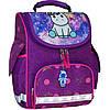 Рюкзак школьный каркасный с фонариками Bagland Успех 12л (5513 339 фиолетовый 428)