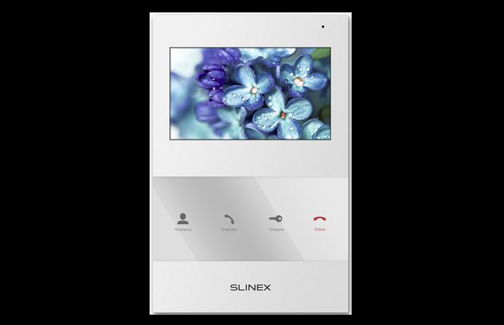 Відеодомофон Slinex SQ-04 White