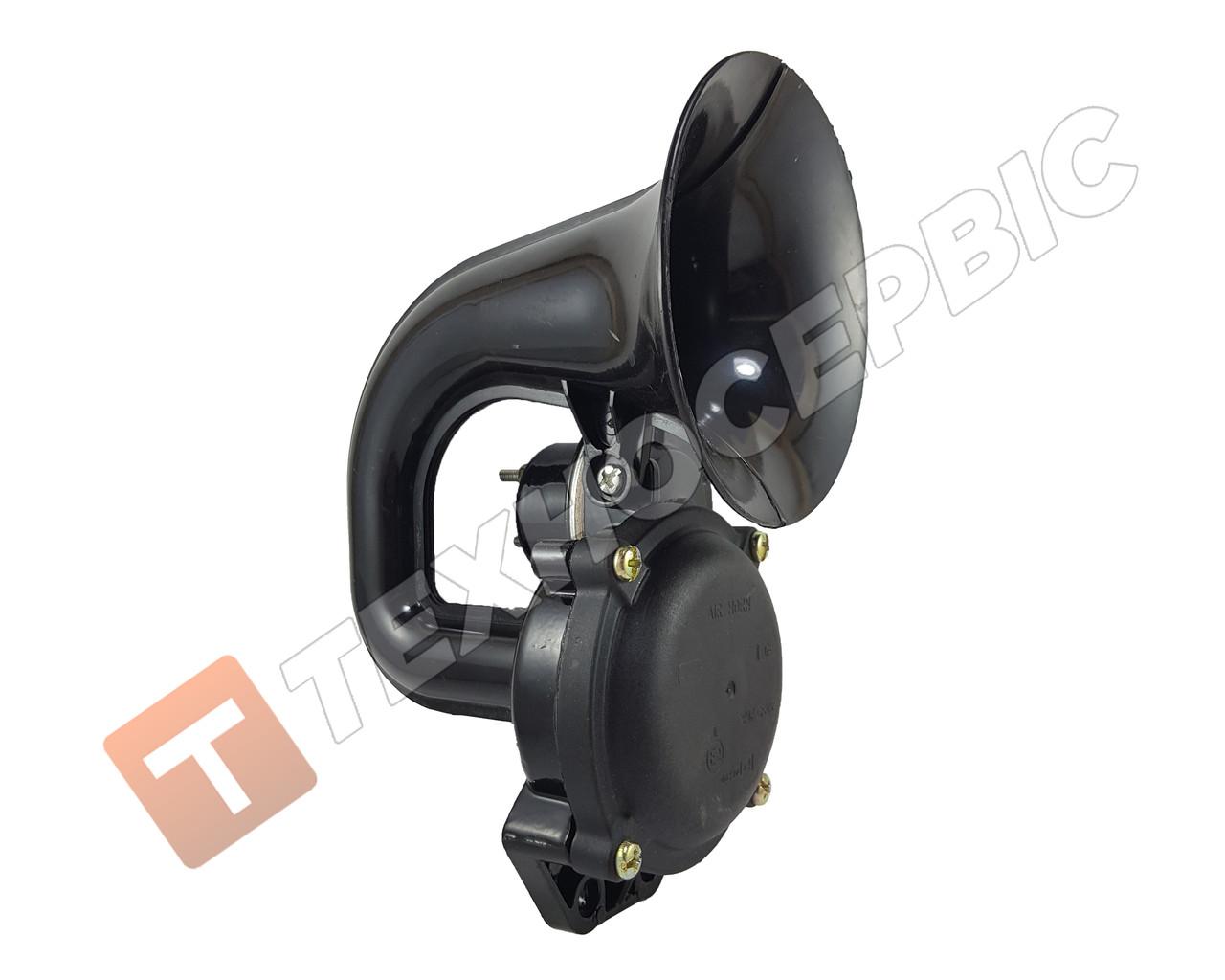 Сигнал звуковой воздушный 12-24v