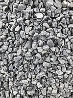 Галька чёрная базальт  5-10мм/10-20 мм.(мешок 25кг)