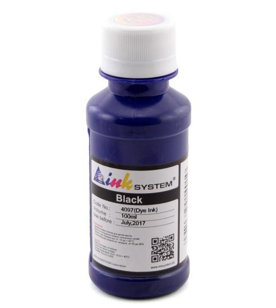 Чернила InkSystem, Epson XP серия, Black, 100 мл, краска для принтера