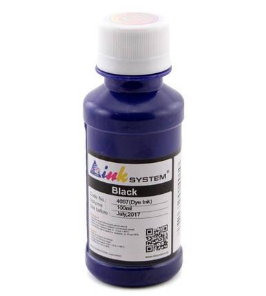 Чернила InkSystem, Epson XP серия, Black, 100 мл, краска для принтера, фото 2