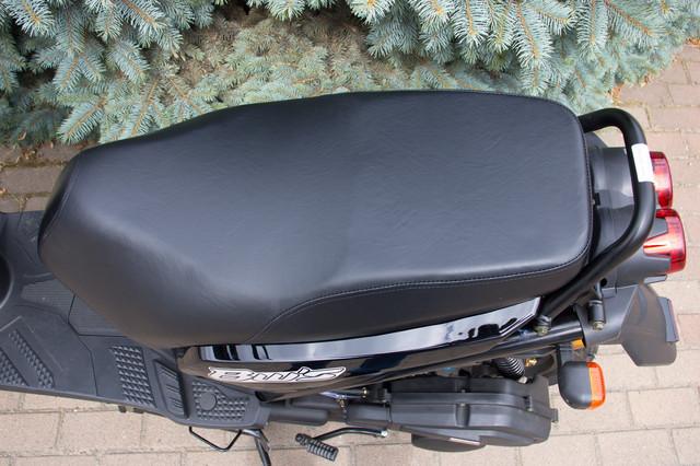 Скутер FoxWell ZW150T-8 BWS