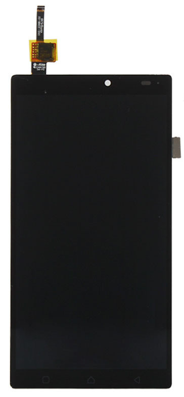 Модуль LENOVO Vibe X3 A7010 black дисплей экран, сенсор тач скрин Леново