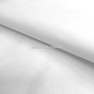 Ткань бязь Голд Пакистан белая, ширина 220см