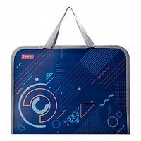 """Папка-портфель """"1В"""" 491858 A4 """"Geometry"""""""