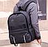 Рюкзак городской Taolegy DZ с usb выходом Черный, фото 3