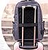 Рюкзак городской Taolegy DZ с usb выходом Черный, фото 6