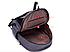 Рюкзак городской Taolegy DZ с usb выходом Черный, фото 8
