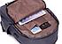 Рюкзак городской Taolegy DZ с usb выходом Черный, фото 10