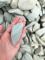 Галька бирюзовая из цеолита (мешок 25кг)