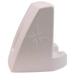 Крепление навигационного огня, пластик, белый, Hella Marine.