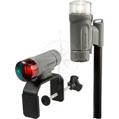 Навигационные огни, съёмные, комплект, LED, Attwood.