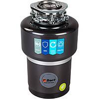 Измельчитель пищевых отходов TITAN MAX Power 780Вт 1,4л 5,2кг/мин с пневмовыключателем