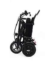 Складной электрический скутер MIRID 48350 (для пожилых людей и инвалидов), фото 2