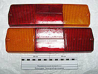 Рассеиватель задних фонарей КамАЗ на 2-х болтах (к-т) 5320-3716013