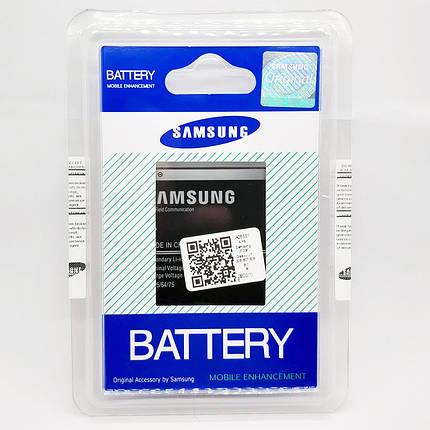 Акумулятор Samsung I8190, I8160, s7562 zka, S7272 батарея Самсунг, фото 2