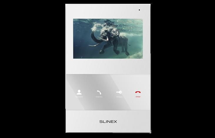 Видеодомофон Slinex SQ-04M White