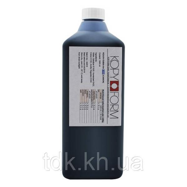 Харчові чорнила Kopyform BLUE (CYAN) 1л