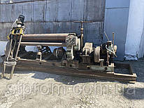 Вальцы промышленные, вальцовачная машина 2000x100