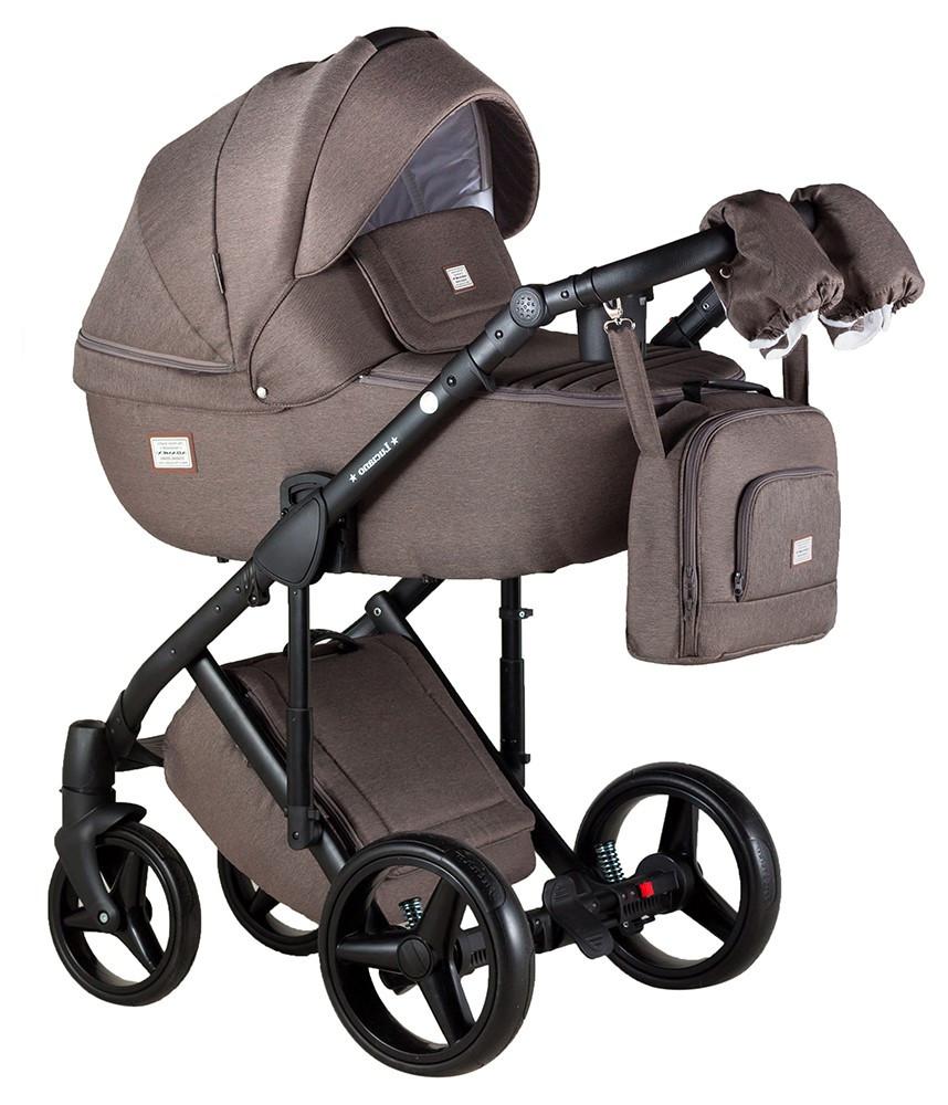 Детская универсальная коляска 2 в 1 Adamex Luciano Q-6