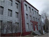 Кассета металлическая для вентилируемого фасада