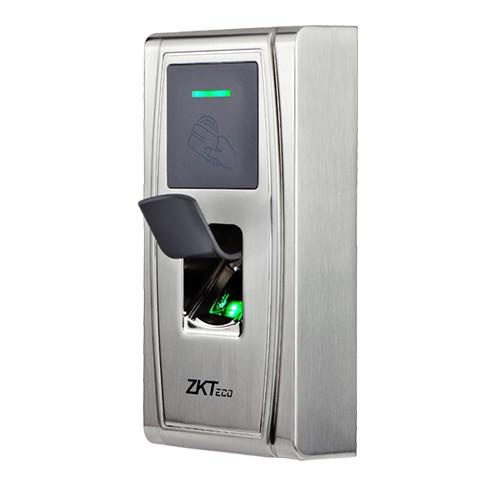 Сетевой терминал контроля доступа ZKTeco MA300-BT/ID УРВ по отпечатку пальца и Em-Marine с  Bluetooth