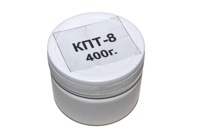 Термопаста КПТ-8, банку, 400 гр, -60 гр.C / +180 гр.C, фото 2