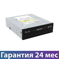 Оптический привод DVD-RW ASUS DRW-24D5MT, Black, SATA, двд дисковод для компьютера