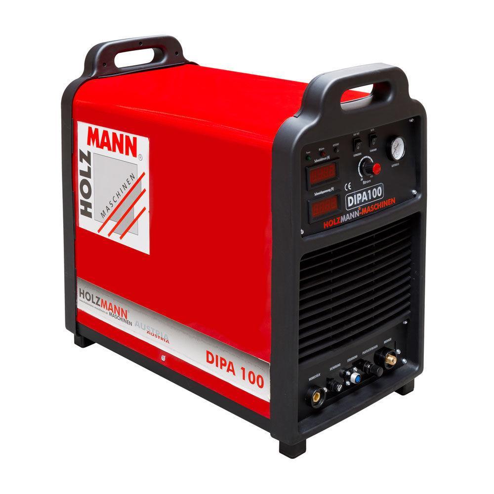 Инверторный аппарат для плазменной резки Holzmann DIPA100