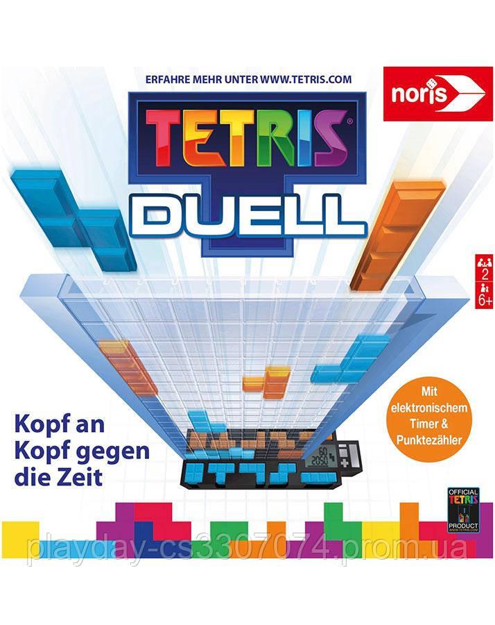 Новинка!!! Интерактивная игра Настольный тетрис. Дуэль. Noris Spiele (Германия)