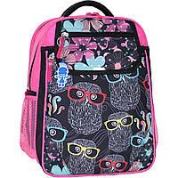 Рюкзак шкільний Bagland Відмінник 20л (580 чорний 403), фото 1